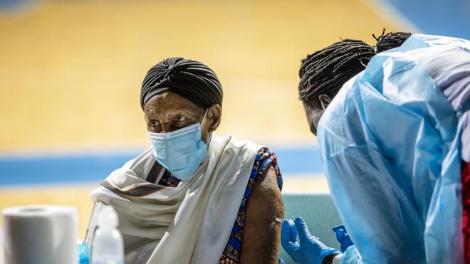 La vaccination anti-Ebola a rapidement démarré en Côte d'Ivoire (photo d'illustration)