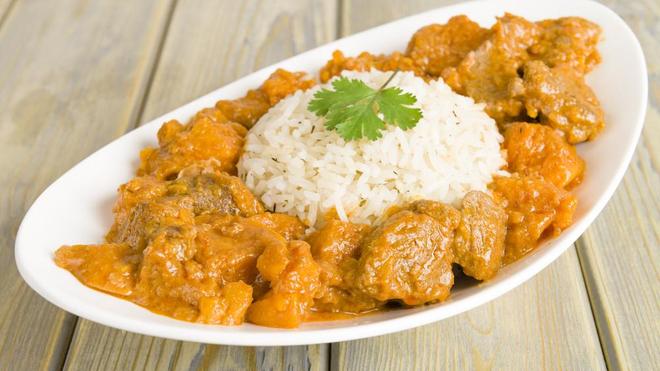 Qu'il soit fait avec de la viande ou du poisson, le mafé est un plat équilibré et sain (photo d'illustration)
