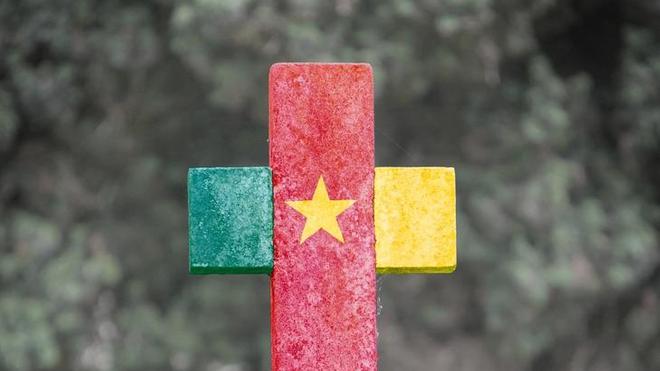 Une tombe au Cameroun (Illustration)
