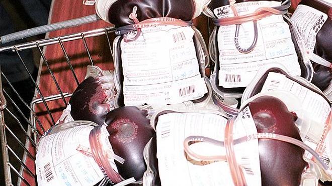 Donner son sang, c'est sauver des vies (photo d'illustration)