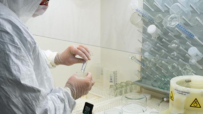 Au Maroc, les experts de la vaccination valident les vaccins Spoutnik V et Johnson & Johnson (photo d'illustration)