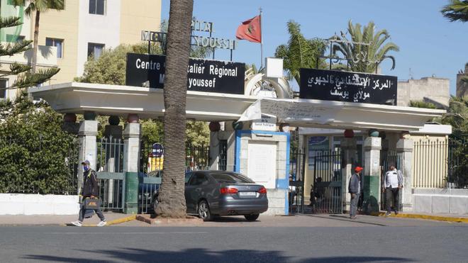 L'hôpital Moulay Youssef de Casablanca a su répondre présent face à la crise de coronavirus