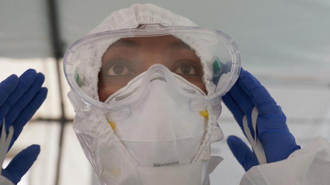 Le coronavirus continue de gagner du terrain en RDC (photo d'illustration)