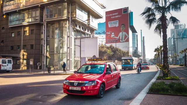 Coronavirus au Maroc : tous les chauffeurs de petits taxis casablancais dépistés