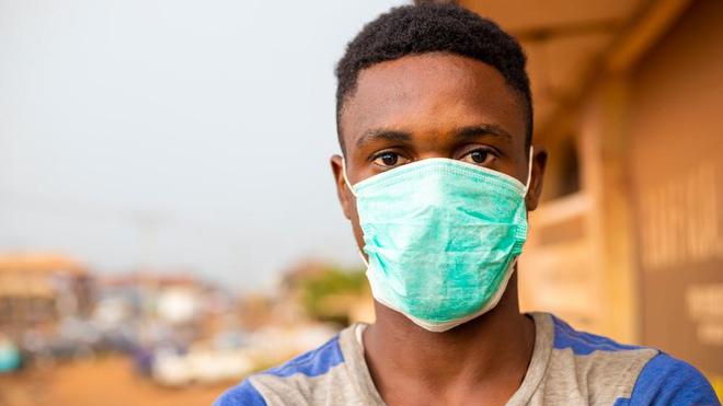 Au Cameroun, en cas d'absence de masque, les contrevenants s'exposent à une amende (photo d'illustration)