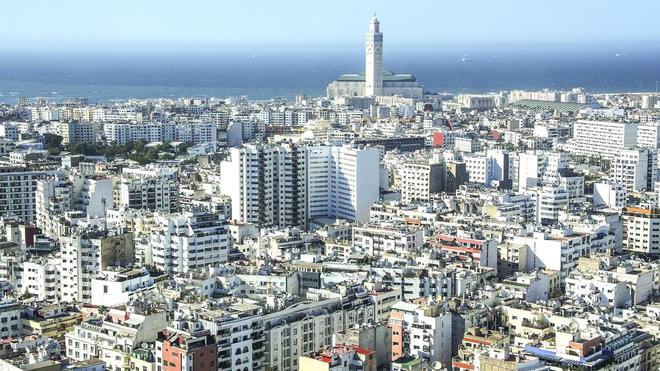 Casablanca s'apprête à accueillir des millions de voyageurs (photo d'illustration)