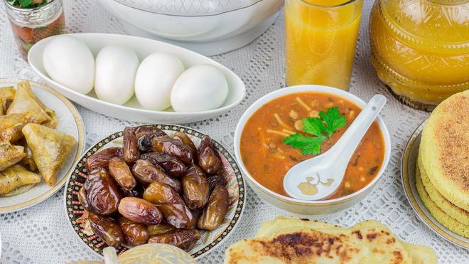 Pendant le mois de Ramadan, il est possible de prendre un ftour équilibré (photo d'illustration)