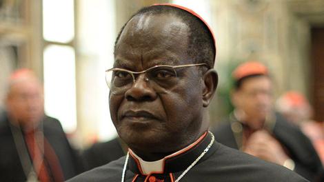 RDC : Vers une évacuation sanitaire de l'archevêque émérite de Kinshasa ?
