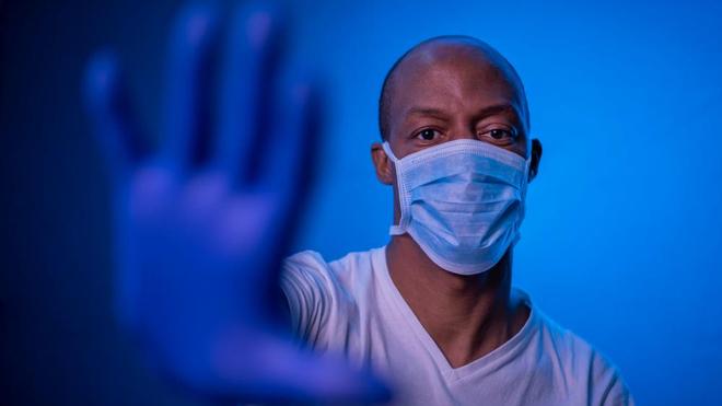 Le Cameroun fabrique ses propres masques (photo d'illustration)