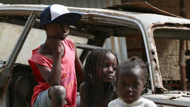 Au Sénégal, des milliers d'enfants de la rue sont menacés par le coronavirus (photo d'illustration)