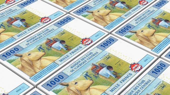 Des billets au Cameroun (BEAC, illustration)