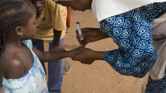 Le Niger signale une nouvelle épidémie de polio (photo d'illustration)