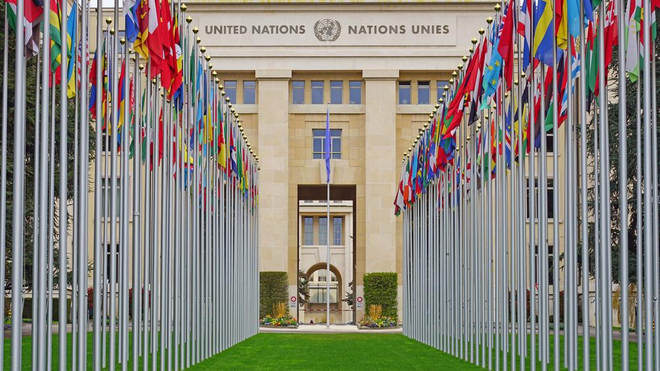 Siège de l'ONU à Genève