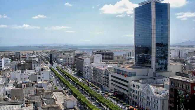 A Tunis, on s'inquiète de l'éventuelle arrivée du coronavirus sur le territoire (Illustration)