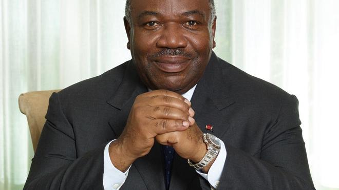 Ali Bongo est déterminé à aller jusqu'au bout de sa mission
