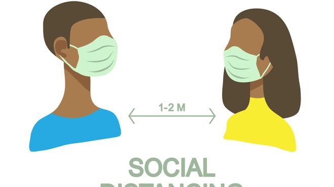 La distanciation sociale est l'une des mesures préconisées pour se protéger et protéger les autres du coronavirus (photo d'illustration)