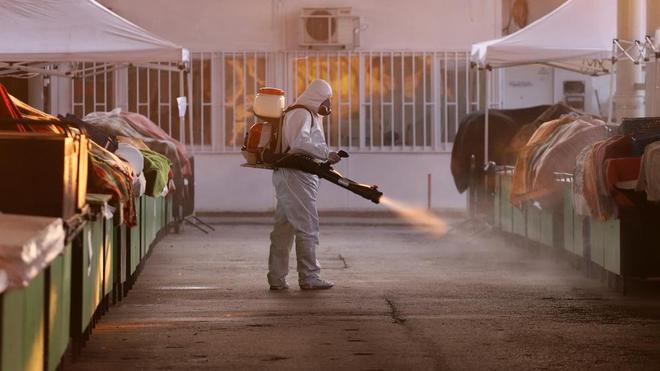 Une opération de décontamination va être organisée au coeur de Kinshasa (photo d'illustration)