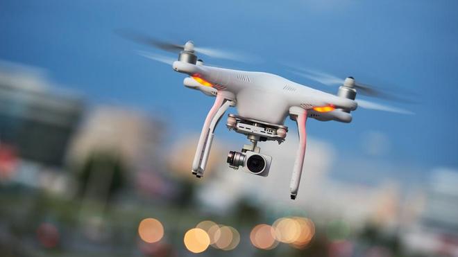 Au Maroc, des drones diffusent des messages de prévention (photo d'illustration)