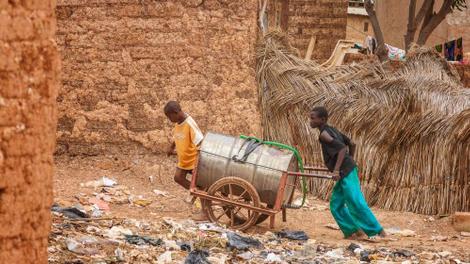 Pochvid-20 : et si la pauvreté faisait plus mal que le coronavirus?