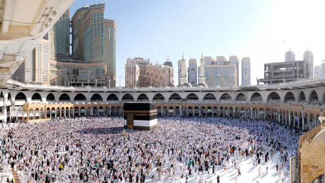 L'an dernier, le hajj a rassemblé 2,5 millions de personnes (Image d'illustration)