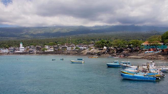 A Moroni (Comores), aucun cas de coronavirus n'a été détecté (Illustration)