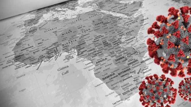 Le nouveau coronavirus (Covid-19) continue à se propager en Afrique (Illustration)