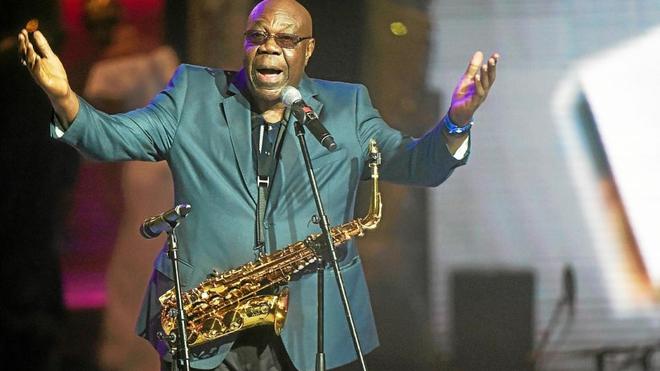 Légende de la musique africaine, ambassadeur de l'afro-jazz, Manu Dibango vient de nous quitter