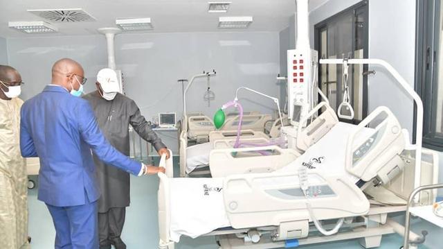 Le Sénégal se dote de nouveaux hôpitaux