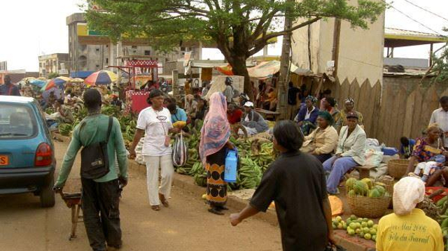 Coronavirus :  les marchés de Yaoundé perturbés par le Covid-19