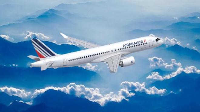 Des passagers d'un vol Air France constituent un danger, selon les autorités camerounaises (Illustration)