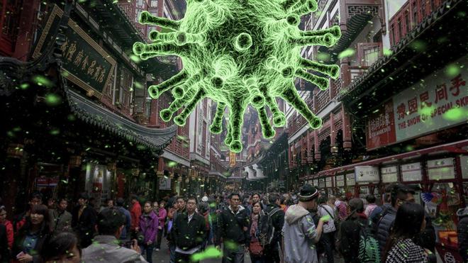 L'épidémie de coronavirus 2019-nCoV continue de se propager (Illustration)