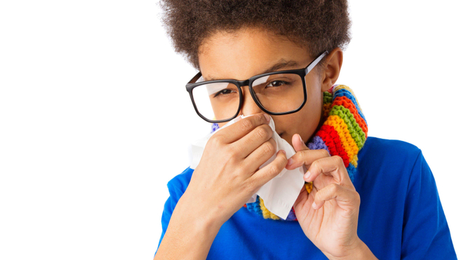 Très peu de cas de COVID-19 ont été signalés chez les enfants (Illustration)