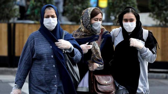 L'Iran recommande à ses habitants de ne pas sortir de chez eux (Illustration)