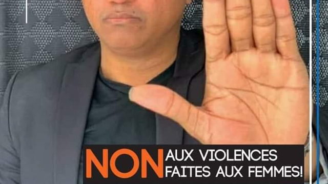 Alexis Medi, le Camerounais qui défend les femmes victimes de violences