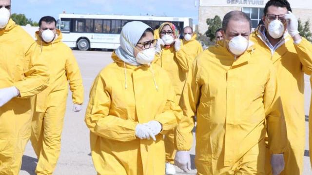 Egypte : le premier cas africain de coronavirus... n'en est pas un