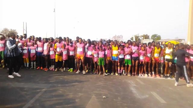 Le marathon salésien de Parakou promeut la santé au Bénin