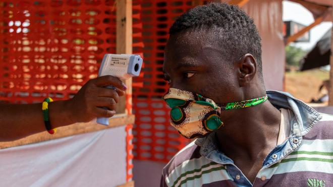 Le nombre de décès dus au coronavirus explose en Afrique de l'Ouest (photo d'illustration)