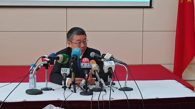 """Coronavirus : """"Le gouvernement chinois assure la sécurité de tous les étrangers"""""""