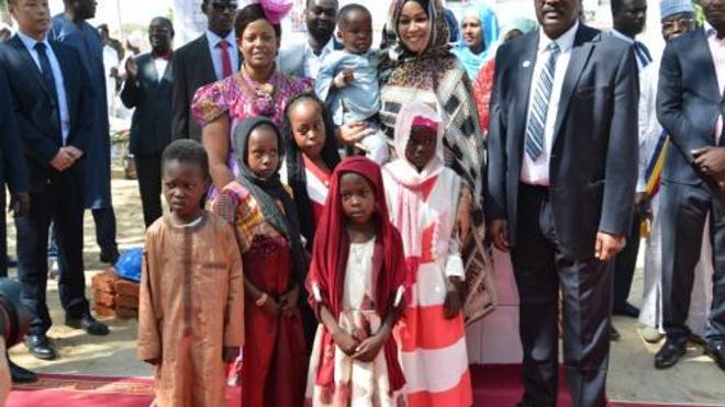 Au Tchad, la Première Dame se bat contre la drépanocytose