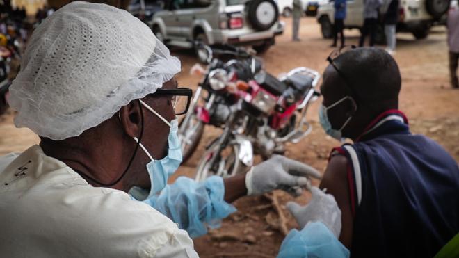 L'épidémie d'Ebola est officiellement terminée en Guinée (photo d'illustration)