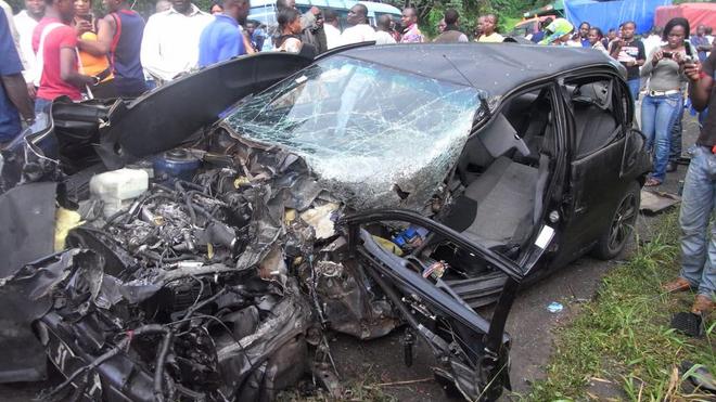 A Yaoundé, on ne compte plus le nombre d'accidents de la route !