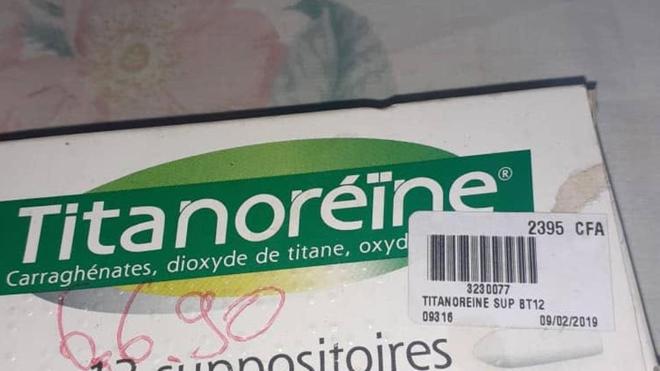 Le prix de vente du Titanoréïne semble avoir explosé en quelques mois