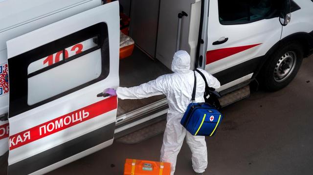 Covid-19 : Vaccinations obligatoires pour certains habitants de Moscou