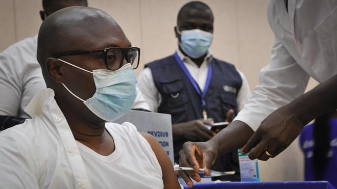 Le Togo fait partie des pays africains à avoir une bonne stratégie vaccinale pour la riposte contre la pandémie (photo d'illustration)