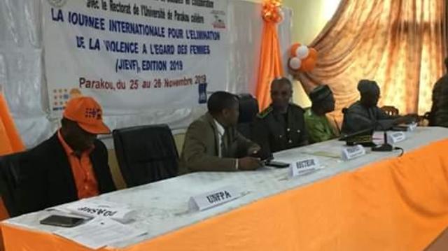 Une Béninoise sur deux subit des violences, STOP !