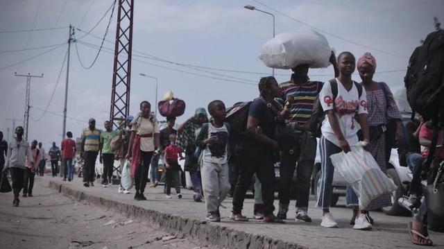 Volcan en RDC : Les déplacés sous la menace du choléra