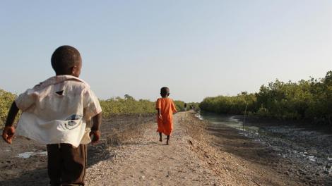 """L'Unicef salue les """"énormes progrès"""" dans la protection de l'enfance"""