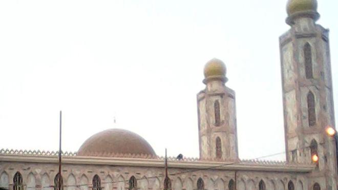 Le chef religieux de la mosquée Sérigne Babacar Sy espère la modernisation de l'hôpital public de Tivaouane (Illustration)