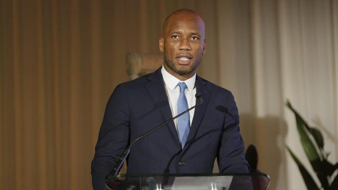 Didier Drogba va conduire une campagne qui promeut la sécurité routière en Afrique