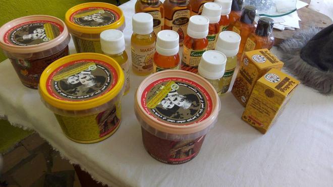 Au Maroc, les huiles essentielles des souks sont souvent impropres à la consommation (Illustration)